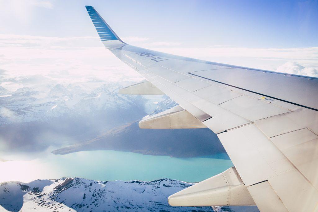 vliegen, reizen, vakantie,