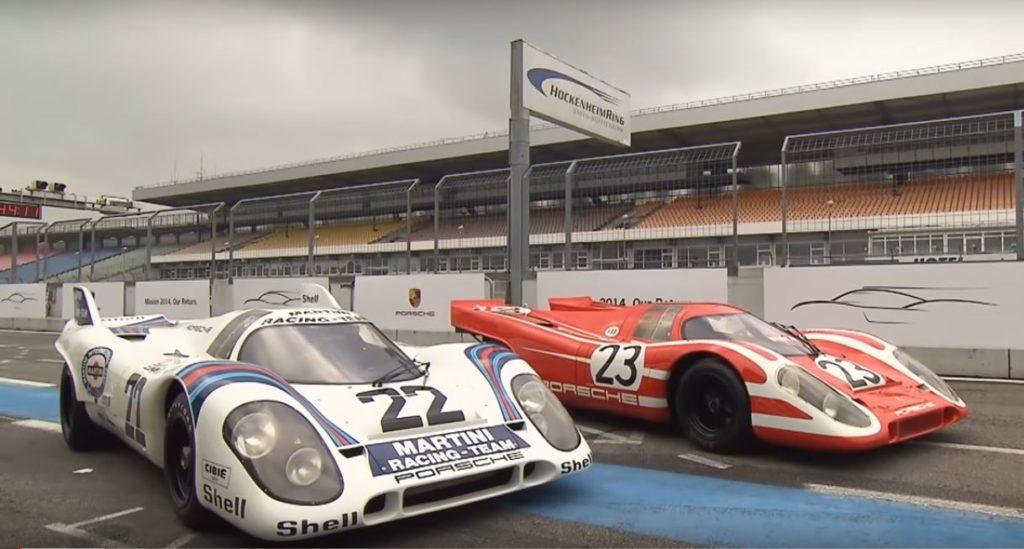 Porsche Van Lennep