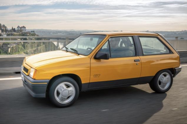 Opel Corsa eerste generatie